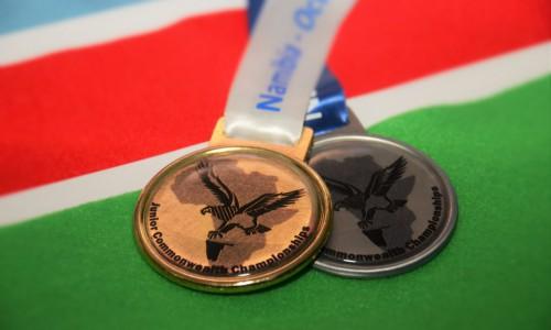 Medal Honours in Namibia