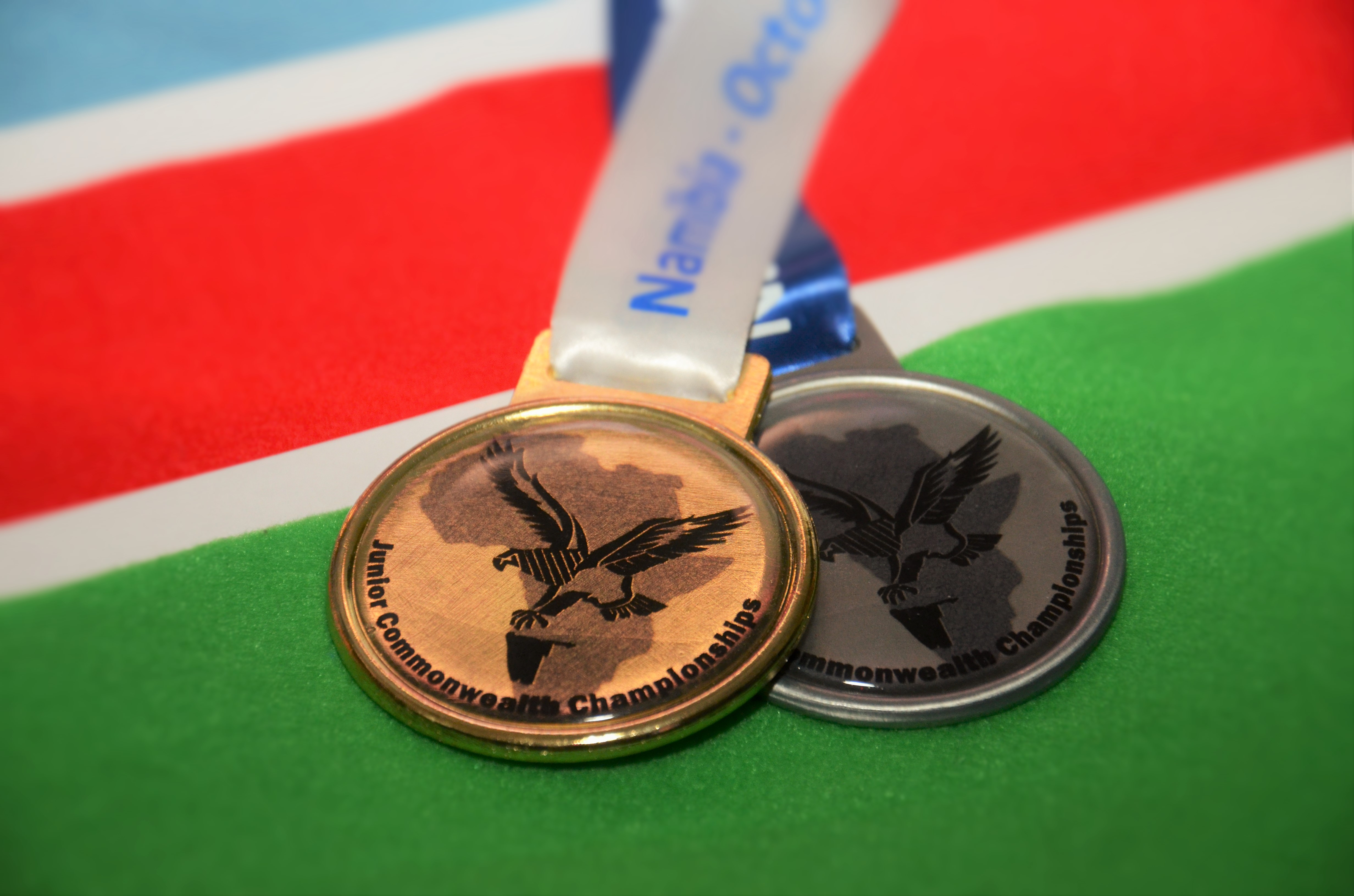 Medal Honours in Namibia