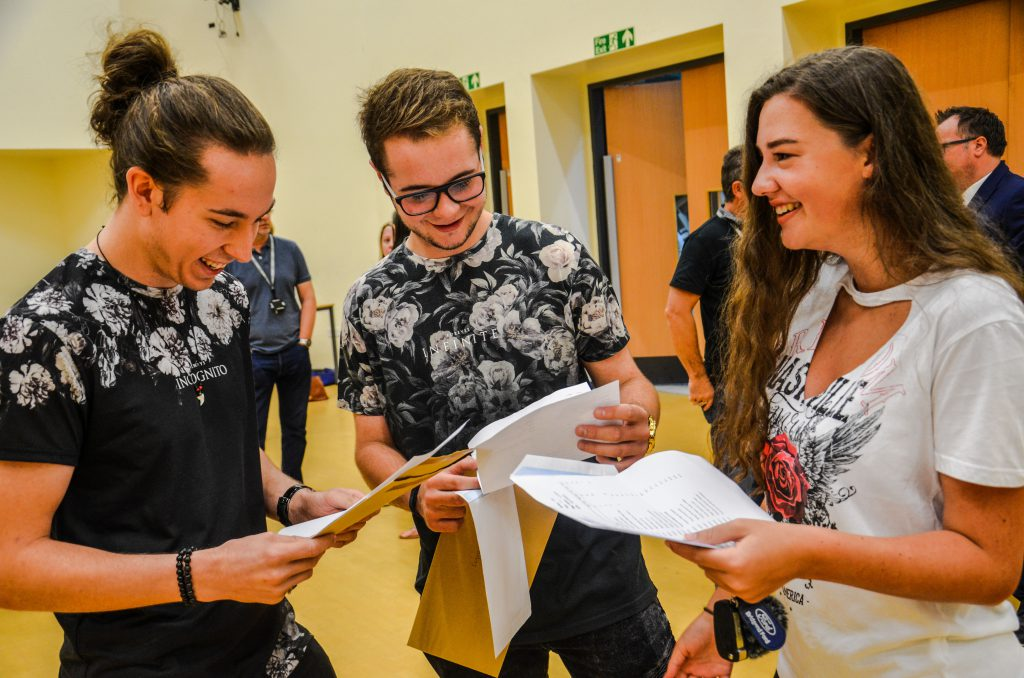 A Level Results 2017