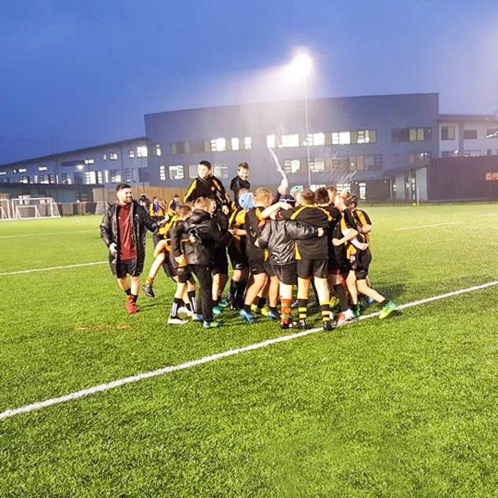 Rugby Triumph in Ospreys Cup