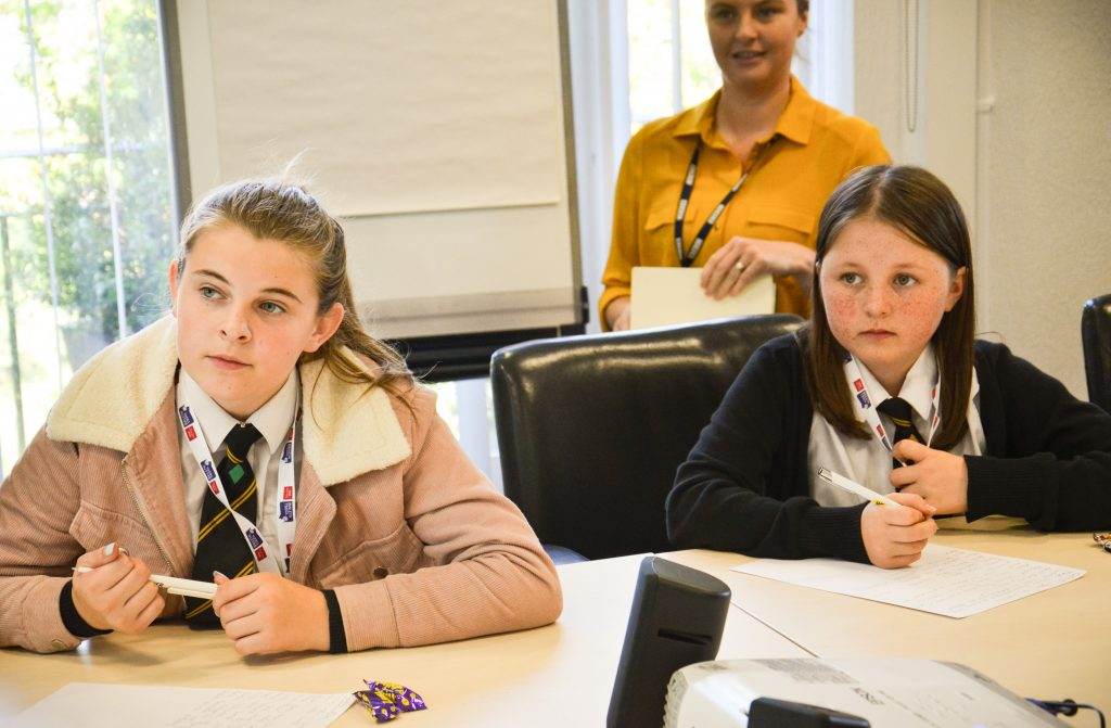 Visiting The BBC: A School Report Update